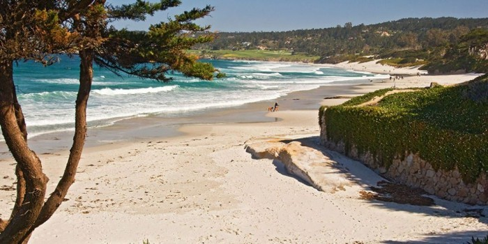 Schönste Strände der Welt Carmel Beach Kalifornien