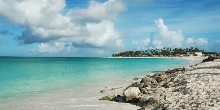 Schönste Strände der Welt Eagle Beach Aruba
