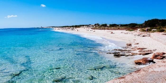 Schönste Strände der Welt Es Cavallet Strand Spanien