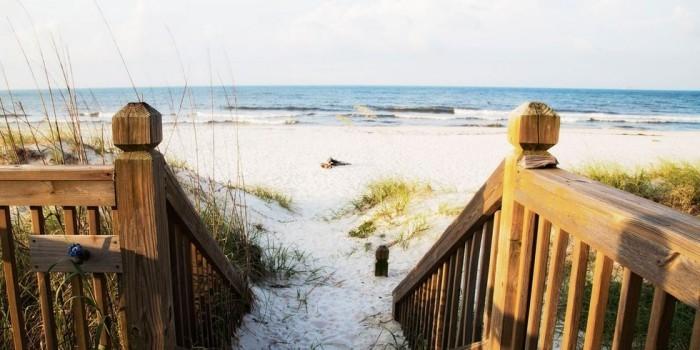 Schönste Strände der Welt Gulf Shores Alabama