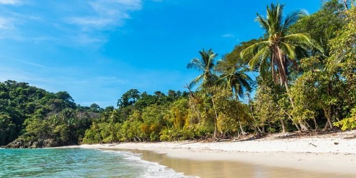 Schönste Strände der Welt Manuel Antonio Beach Costa Rica