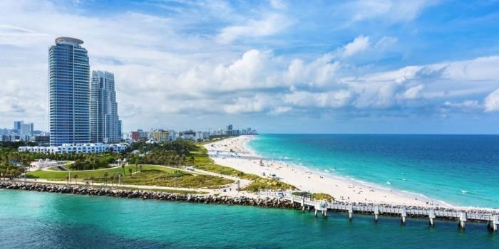 Schönste Strände der Welt Miami Florida