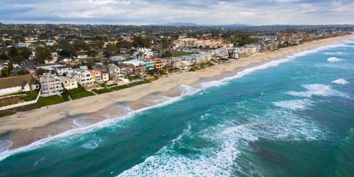 Schönste Strände der Welt Mission Beach Kalifornien