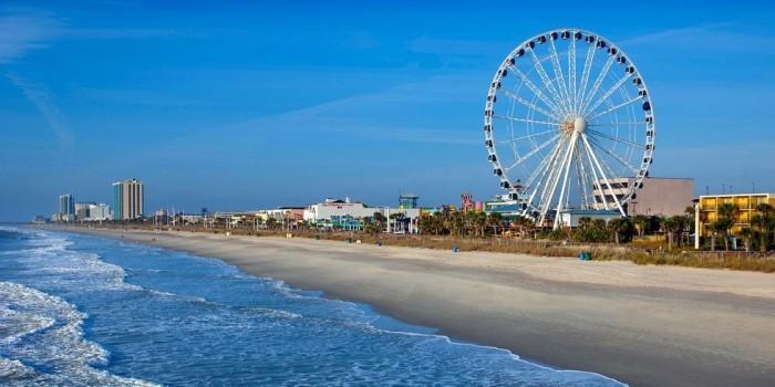 Schönste Strände der Welt Myrtle Beach South Carolina