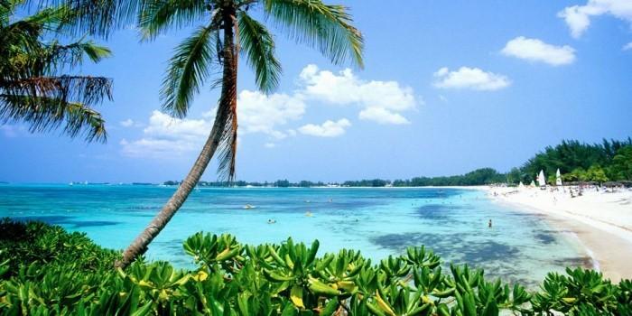 Schönste Strände der Welt Nassau Bahamas