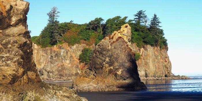 Schönste Strände der Welt Ruby Beach Washington USA