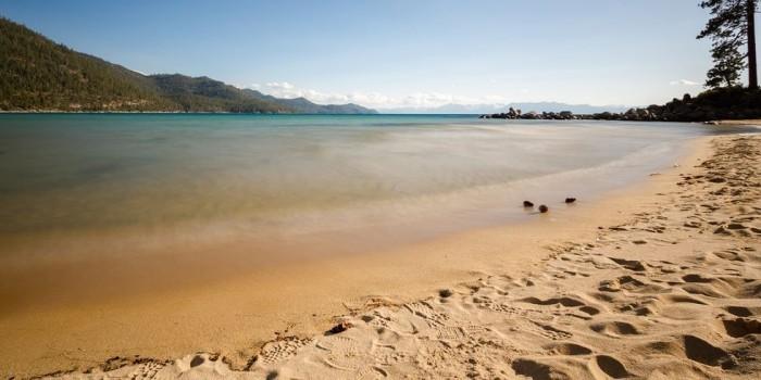 Schönste Strände der Welt Sand Harbor Beach Nevada