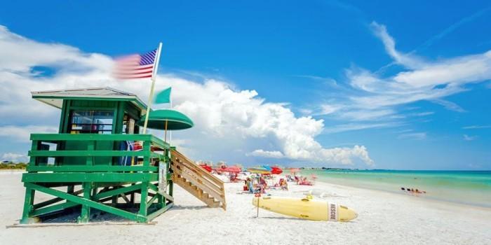 Schönste Strände der Welt Siesta Key Florida