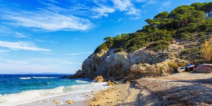 Schönste Strände der Welt Spiaggia de Sansone Italien