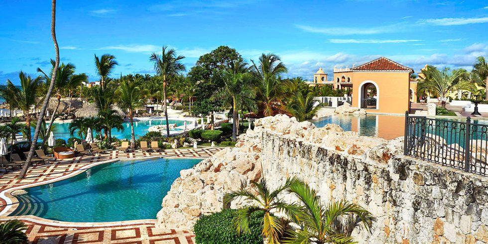 Strände der Welt Playa Juanillo Dominikanische Republik