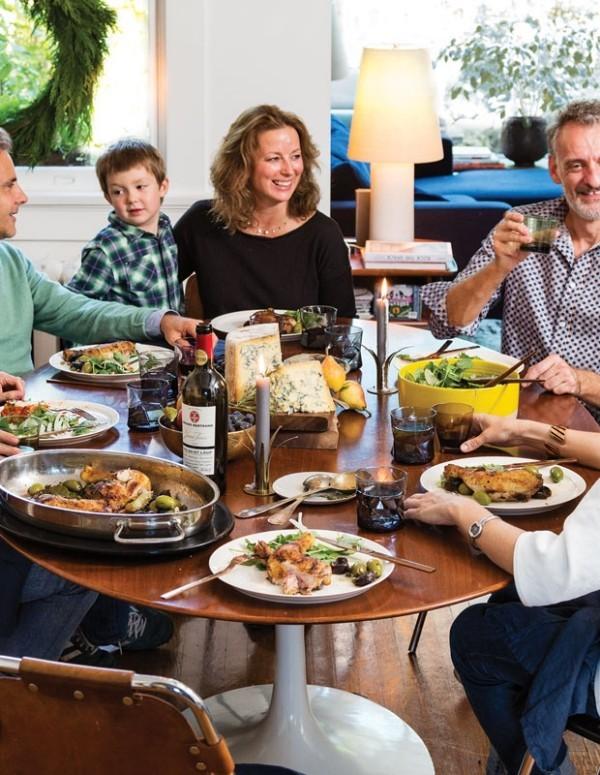 Unterhaltungstipps im Freundes- und Familienkreis feiern