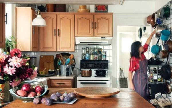 Unterhaltungstipps in der Küche alles Notwendige griffbereit haben