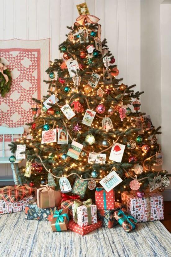 Weihnachtskartenideen