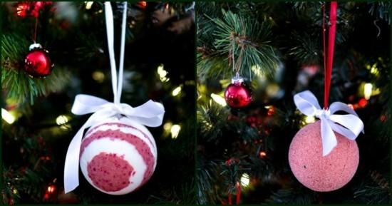 badebomben selber machen last minute weihnachtsgeschenke