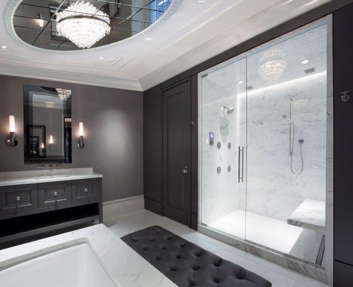 Moderne Und Praktische Inspirationen Fur Ihre Badezimmer Decke
