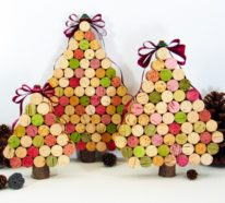 Basteln Mit Korken 30 Stilvolle Ideen Für Weihnachten