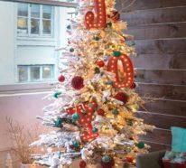 Christbaumschmuck: Über 30 Ideen für echte und künstliche Tannenbäume