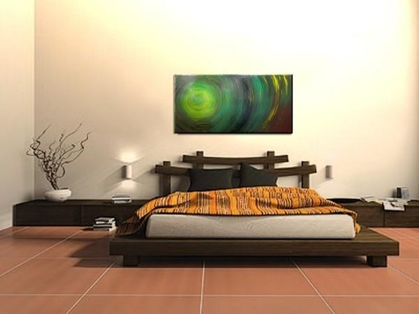 deko ideen breites schlafzimmer