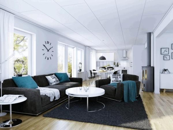 deko ideen tolle wohnzimmergestaltung