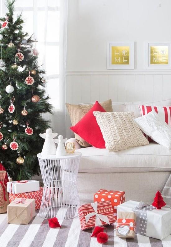 dekokissen mehrere farben für die couch