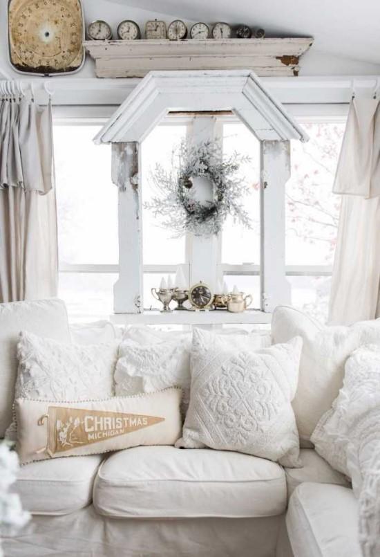 dekokissen weiße kissen und andere ideen