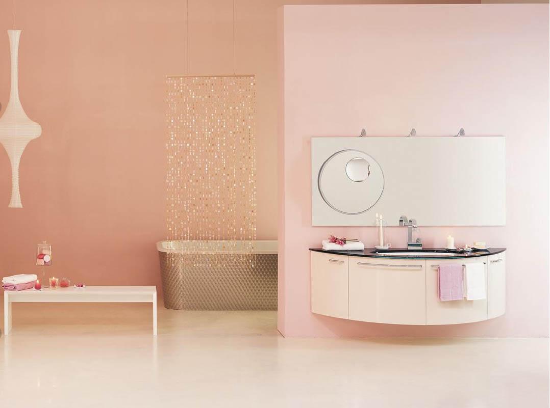 ideen in hellem rosa trendfarben