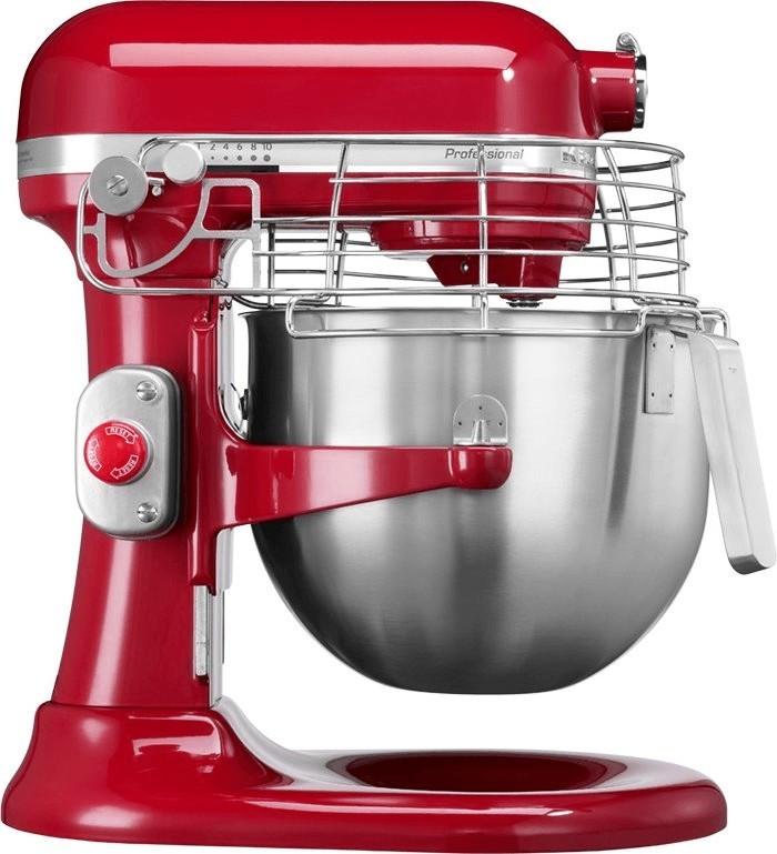 küchenmaschinen tolle rote maschine