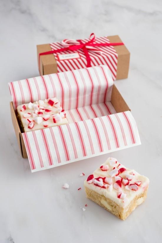kuchen mit bonbons last minute weihnachtsgeschenke