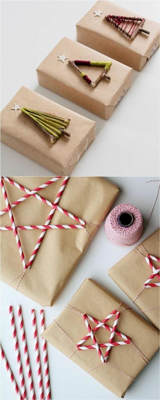 last minute weihnachtsgeschenke verpacken