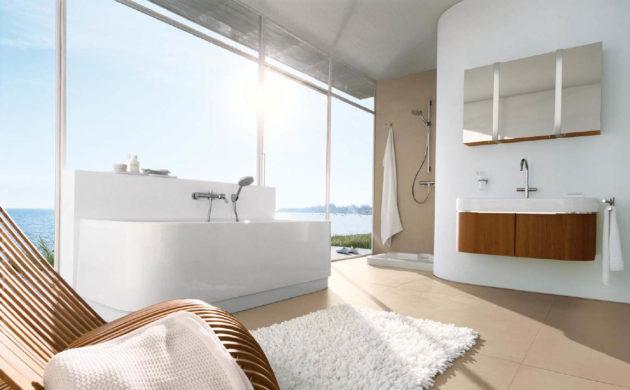 ▷ 1001 Badezimmer Ideen - Fliesen, Leuchten, Möbel und Dekoration ...