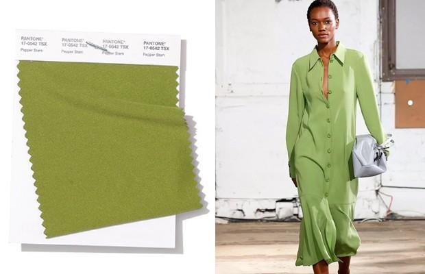 minze grün pantone trendfarben
