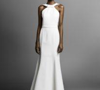 Moderne Hochzeitskleider: Aktuelle News aus der Bridal Fashion Week 2018 NYC