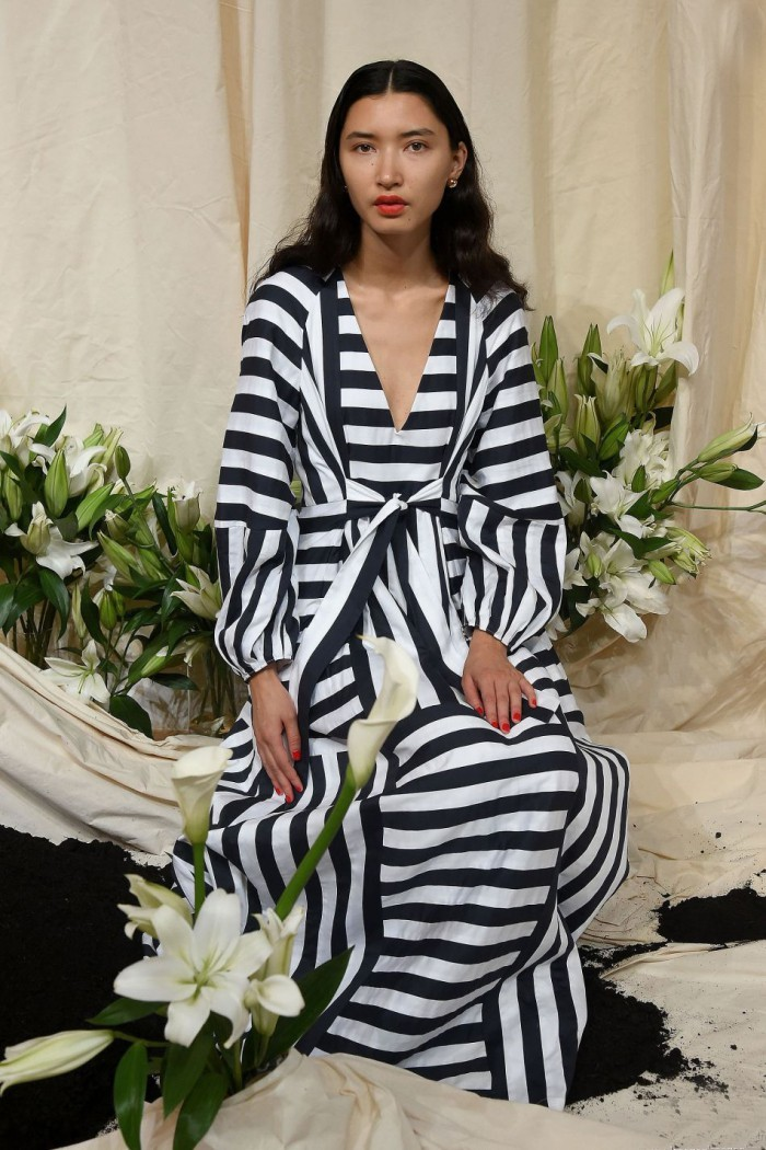 modetrends ny kimono schwarz weiß