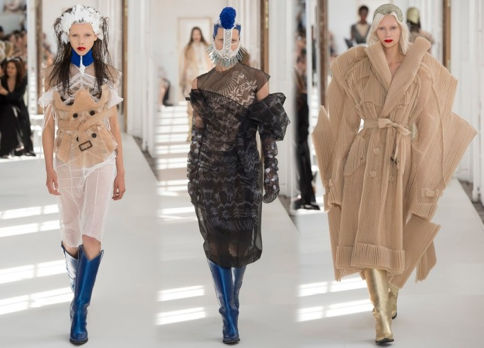 modetrends paris ausgfallene modells