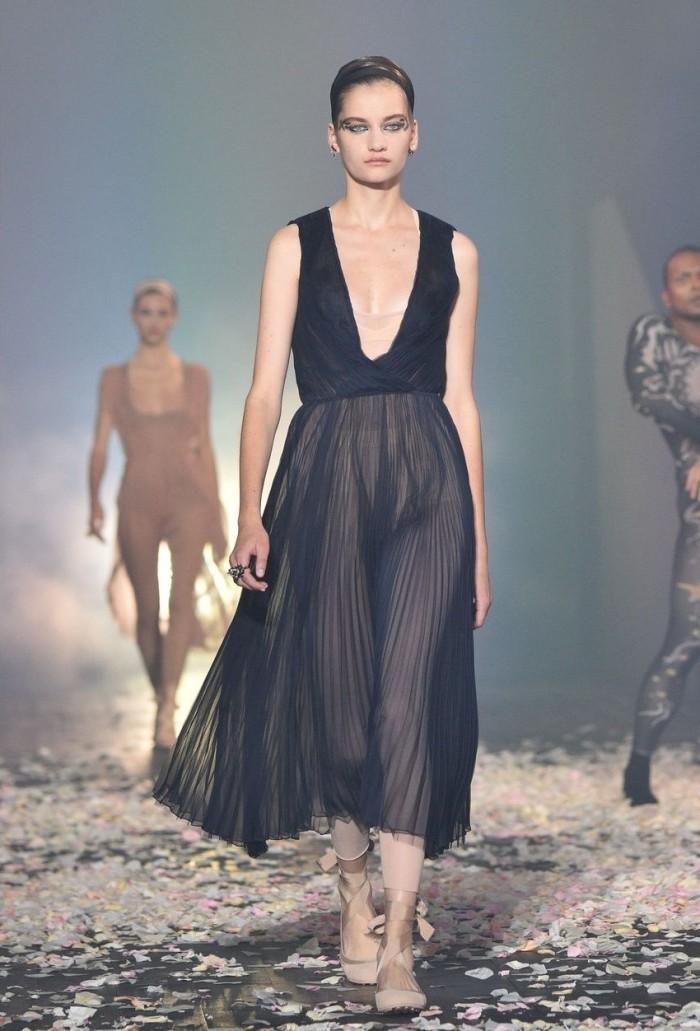 modetrends paris schwarz und braun