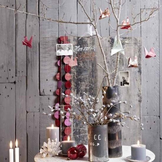 nordische dekoideen skandinavische weihnachtsdeko