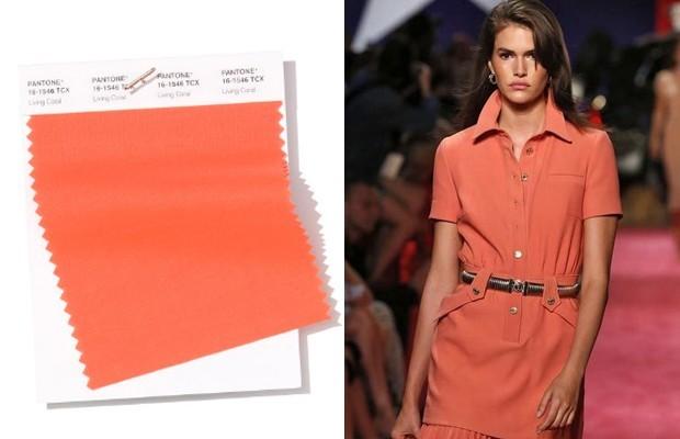 pantone trendfarben früchttige ausstrahöung