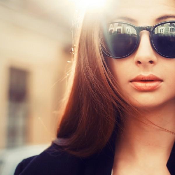 passende sonnenbrille gegen müde augen