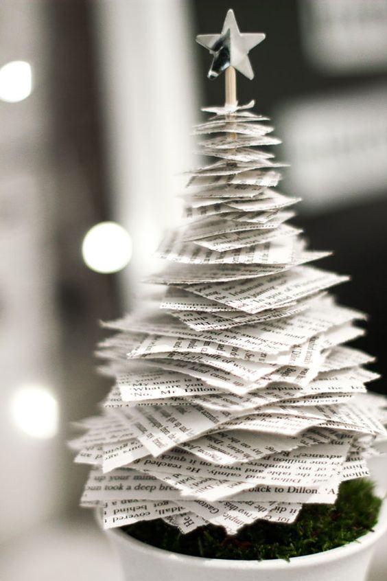 schmuck basteln stücke aus papier