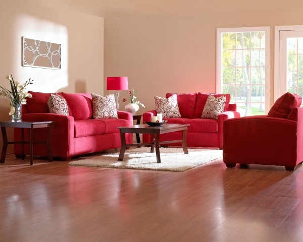 trendfarben zwischen rot und pink