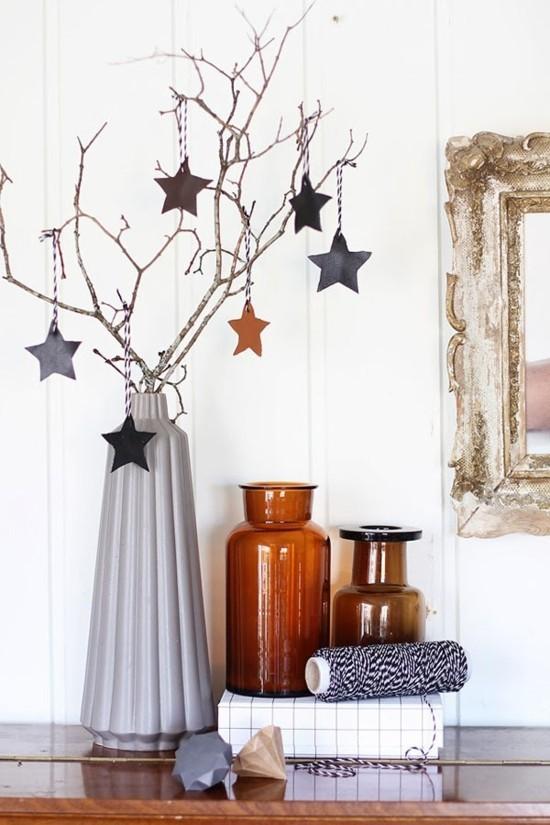 90 skandinavische weihnachtsdeko ideen f r ein ultimatives hygge feeling zu hause. Black Bedroom Furniture Sets. Home Design Ideas