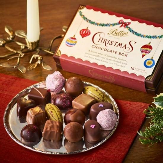weihnachtsgeschenk selber machen schokopralinen selber machen