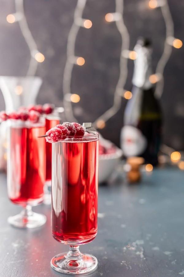 Festliche Cocktails zu Weihnachten und Silvester