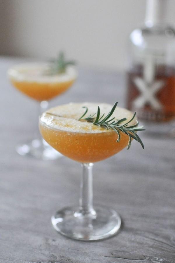 Festliche Cocktails