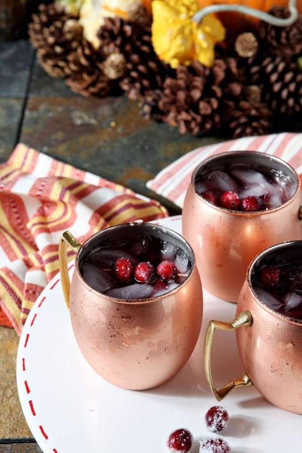 Festliche Drinks für Weihnachten