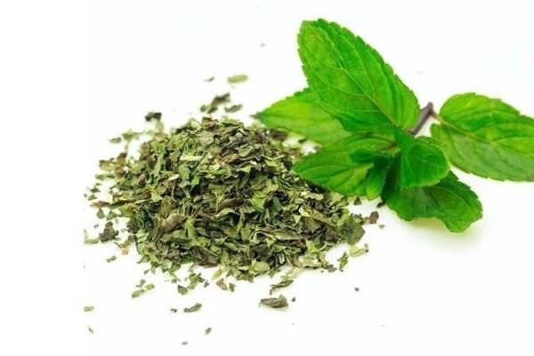 Kräuter für Detox Minze aromatischer Tee für klare Gedanken