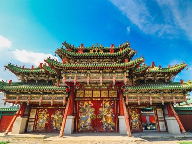 Reiseziele 2019 Bogd Khan Palast Ulaanbaatar Mongolei