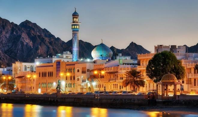 Reiseziele 2019 Fischmarkt in Muskat Oman