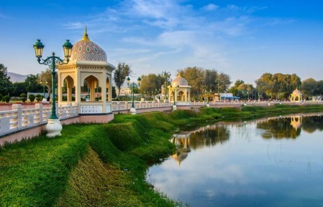 Reiseziele 2019 Muskat Hauptstadt von Oman