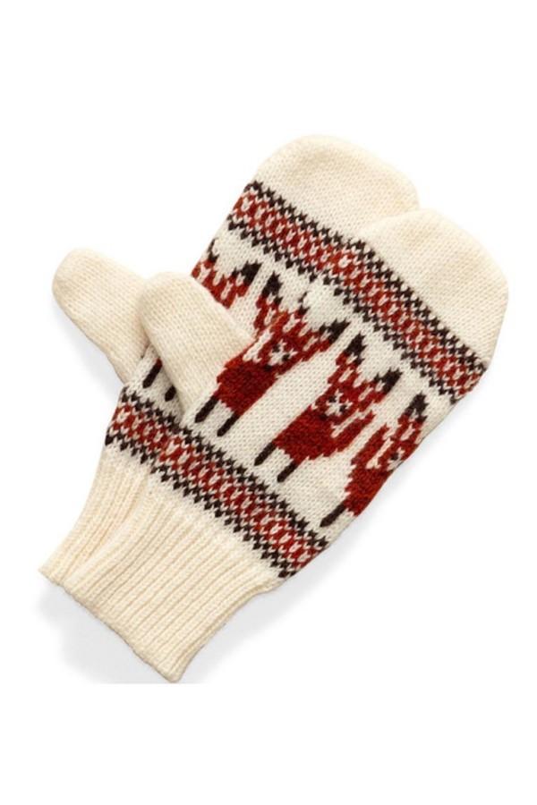 Weihnachtsgeschenke für Mama ein Paar warme Handschuhe